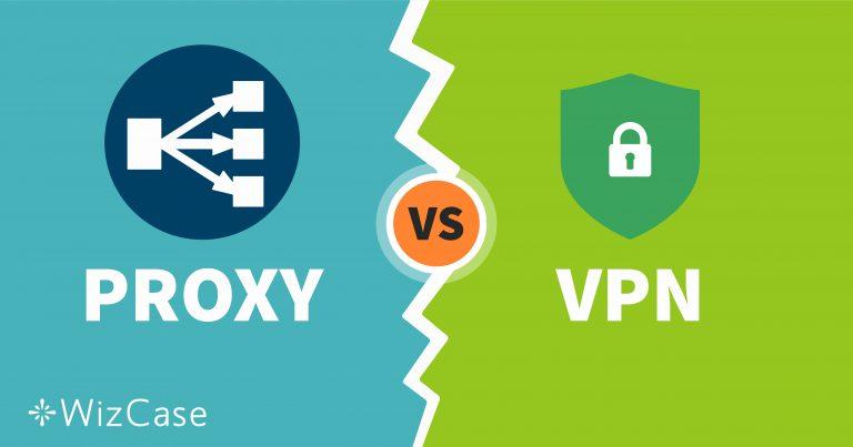 Proxy vs VPN: อันไหนดีกว่าสำหรับคุณและทำไม