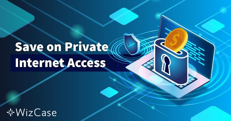 คูปอง Private Internet Access ที่ใช้งานได้สำหรับปี 2021: ประหยัดสูงสุดถึง 77% เลยวันนี้