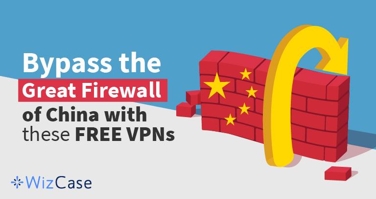4 VPN ฟรีที่ดีที่สุดสำหรับประเทศจีน (ใช้งานได้กับ iPhone, Android + อื่น ๆ อีกมากมาย)