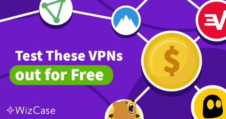 ทดลองใช้ 5 VPN ที่ดีที่สุดโดยไม่ต้องเสี่ยงด้วยการทดลองใช้งานฟรีในปี 2020