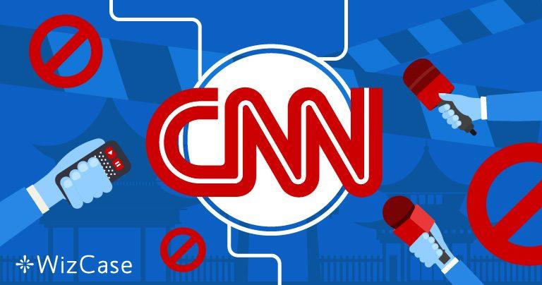 รัฐบาลจีนแบน CNN นี่คือวิธีเข้าดูเนื้อหาอย่างปลอดภัย