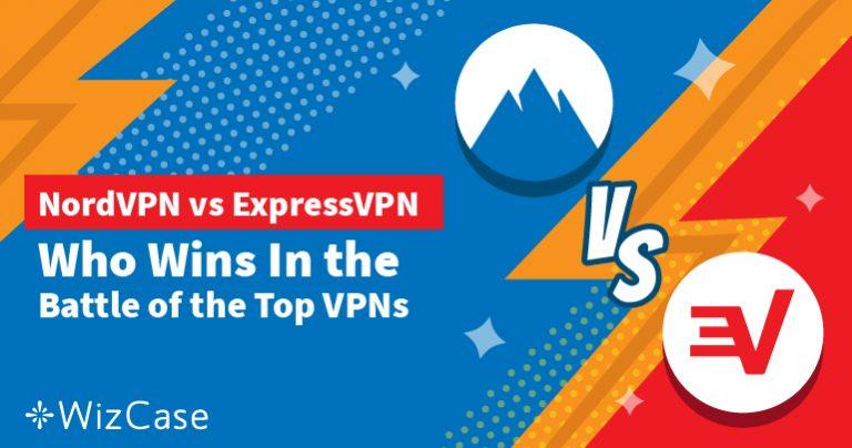ExpressVPN vs NordVPN – ทดสอบคุณสมบัติ 7 ข้อหลัก มาดูกันว่าใครคือผู้ชนะ