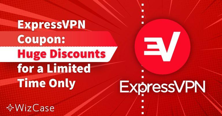 คูปอง ExpressVPN ที่ใช้งานได้สำหรับปี 2020: รับส่วนลดสูงสุดถึง 49% วันนี้!