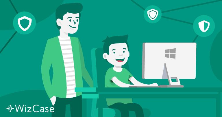 5 ซอฟต์แวร์แผงควบคุมสำหรับผู้ปกครองที่ดีที่สุดสำหรับ Windows ในปี 2021
