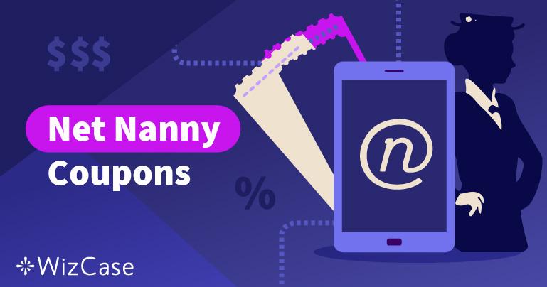 คูปอง Net Nanny ที่ใช้ได้จริงสำหรับ ตุลาคม 2021: ประหยัดสูงสุดถึง 30% วันนี้